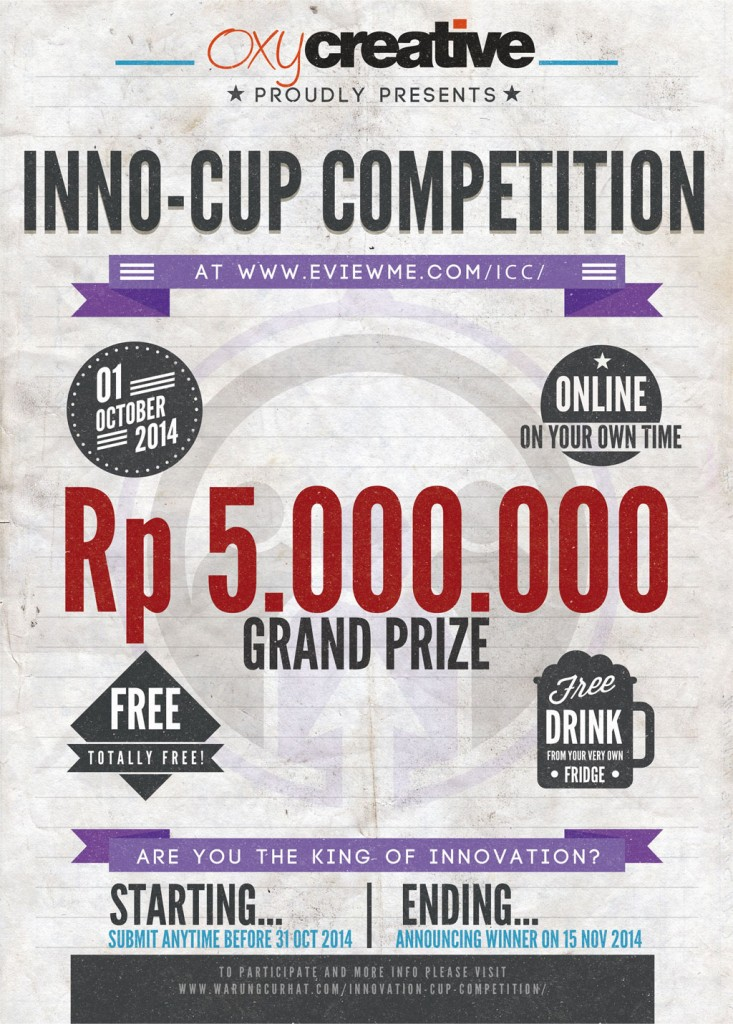 Innovation Cup Competition